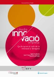 Cover for Qui és qui en el món de la innovació a Tarragona