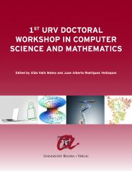 Cover for 1st URV Doctoral Workshop in Computer Science and Mathematics
