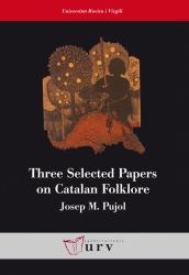 Cover for Three Selected Papers on Catalan Folklore