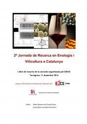 Cover for 2ª Jornada de Recerca en Enologia i Viticultura a Catalunya