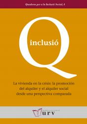 Cover for La vivienda en la crisis: La promoción del alquiler y el alquiler social desde una perspectiva comparada