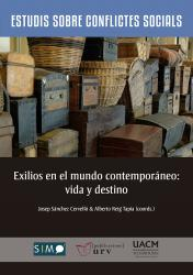 Cover for Exilios en el mundo contemporáneo: vida y destino