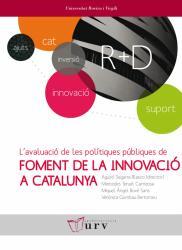Cover for L'avaluació de les polítiques públiques de foment de la innovació a Catalunya
