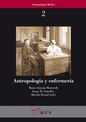 Cover for Antropología y enfermería