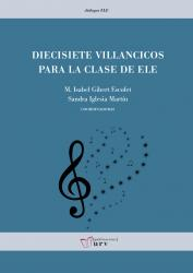 Cover for Diecisiete villancicos para la clase de ELE