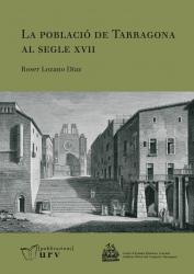 Cover for La població de Tarragona al segle XVII