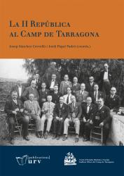 Cover for La II República al Camp de Tarragona