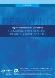 Cover for Importancia del consumo y calidad del desayuno en población infantil y adolescente