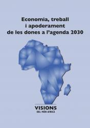 Cover for Economia, treball i apoderament de les dones a l'agenda 2030