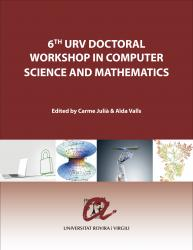 Cover for 6th URV Doctoral Workshop in Computer Science and Mathematics