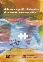 Cover for Guia per a la gestió col·laborativa de la medicació en salut mental