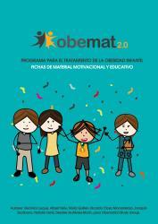 Cover for Obemat 2.0. Programa para el tratamiento de la obesidad infantil: Fichas de material motivacional y educativo