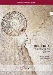 Cover for Recerca en Humanitats 2019