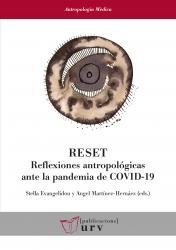 Cover for RESET: Reflexiones antropológicas ante la pandemia de COVID-19