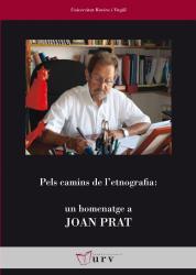 Cover for Pels camins de l'etnografia: Un homenatge a Joan Prat