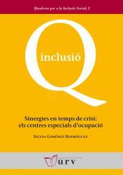 Cover for Sinergies en temps de crisi: els centres especials d'ocupació