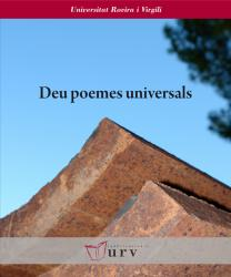Cover for Deu poemes universals